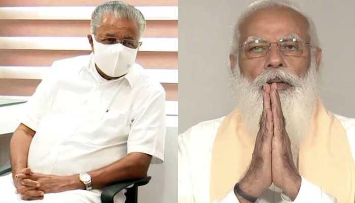 PM Modi congratulates Pinarayi Vijayan on Kerala poll win, CPI (M) leader will be CM for second term