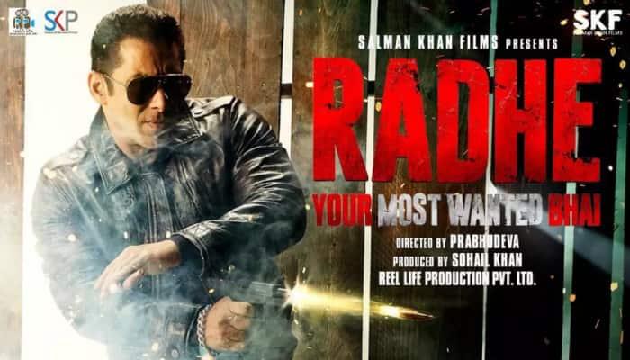 Salman Khan announces advance booking of 'Radhe' in UAE