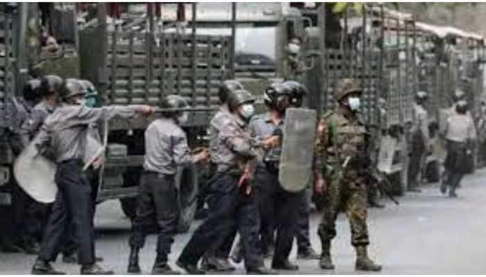 Military government blocks social media, internet to oppress protests in Myanmar