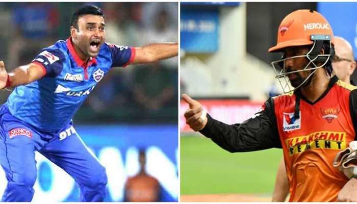 IPL 2021: Amit Mishra, Wriddhiman Saha test COVID-19 positive, SRH vs MI clash in doubt