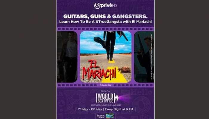 Mexican gangster movie 'El Mariachi' premieres this Friday on &PrivéHD