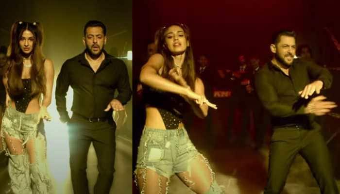 Salman Khan's Radhe title track out, Disha Patani adds glamour to song - Watch