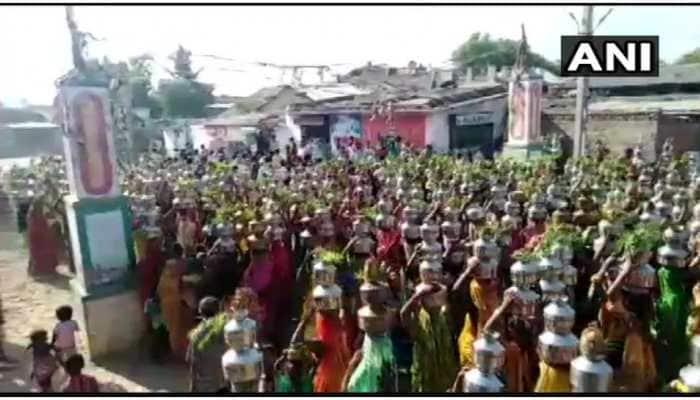 Gujarat: Women flock religious procession held to 'eradicate' coronavirus, 23 held