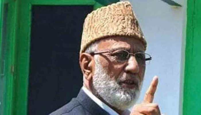 Detained separatist leader Ashraf Sehrai dies aged 77 in Jammu hospital