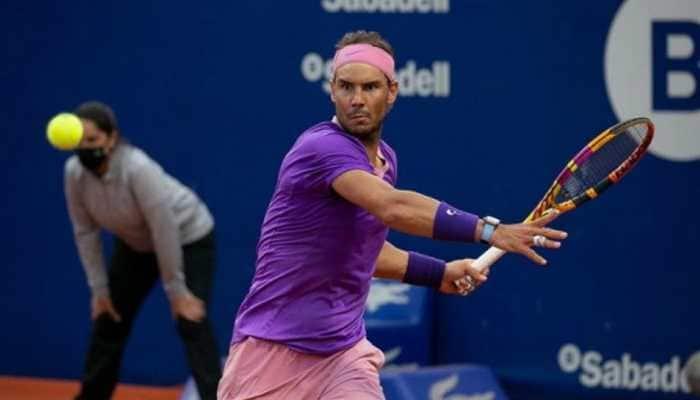 Madrid Open: Nadal thrashes Alcaraz to enter third round