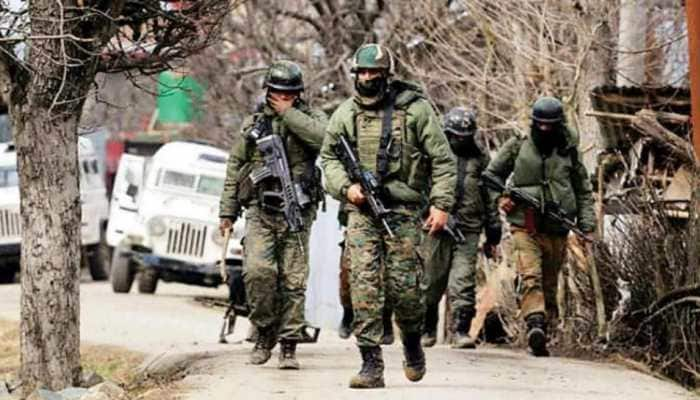 3 terrorists killed, 1 surrenders in encounter with security forces in Kashmir's Shopian