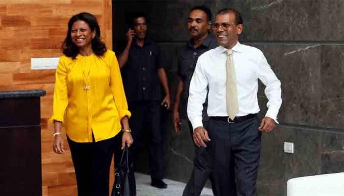 Ex-Maldives President Mohamed Nasheed hurt in blast outside home: Police