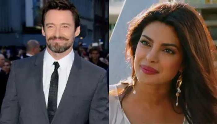 After Katrina Kaif, Hollywood superstar Hugh Jackman showers support to Priyanka Chopra's COVID-19 fundraiser for India