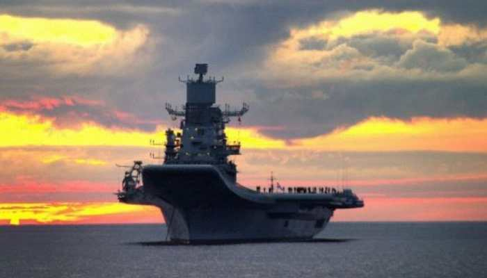 Fire onboard INS Vikramaditya, all personnel safe, probe ordered: Navy official