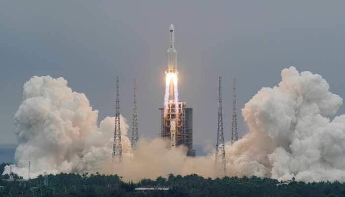 Chinese rocket debris set for re-entry this weekend