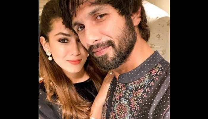 Mira Kapoor shares hubby Shahid Kapoor's 'messy' pic, asks 'are all men like this?'