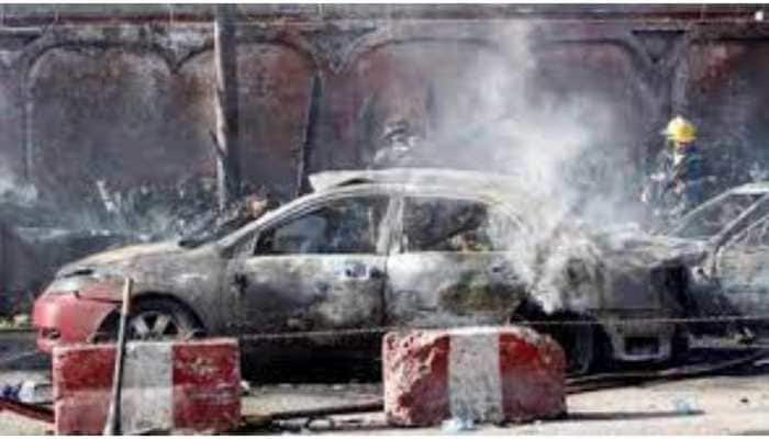 Death toll in Kabul car bombing rises to 55, US and other countries condemn attack