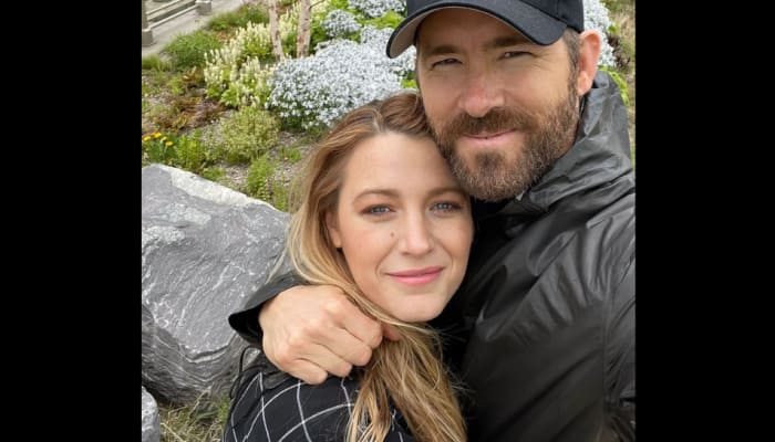 Ryan Reynolds gives shout-out to wife Blake Lively, 'Happy Mother's Day, my love'
