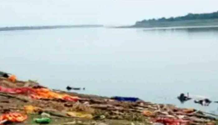 Bihar: 45 decomposed bodies of suspected COVID-19 victims found in river Ganga