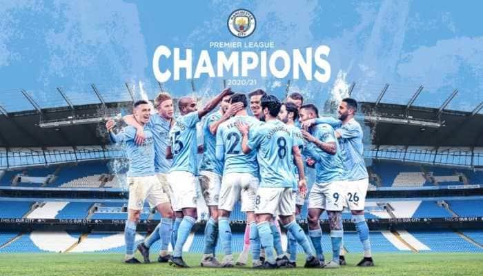 Premier League: Manchester City crowned champions of PL 2020-21