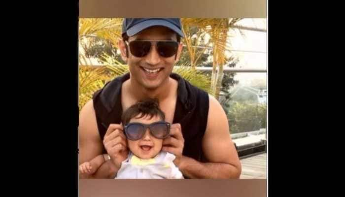 Sushant Singh Rajput's sister Shweta Singh Kirti shares a heartwarming video featuring late actor enjoying with his nephew!