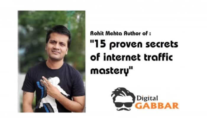 Implementing digital marketing the correct way: Rohit Mehta founder of Digital Gabbar