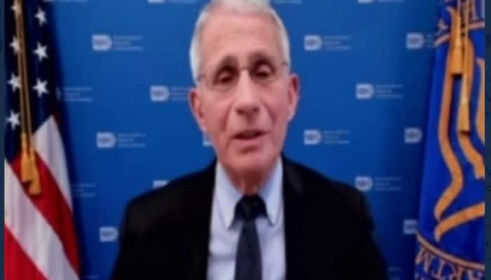India's extended gap between 2 doses of Covishield reasonable approach: Dr Anthony Fauci