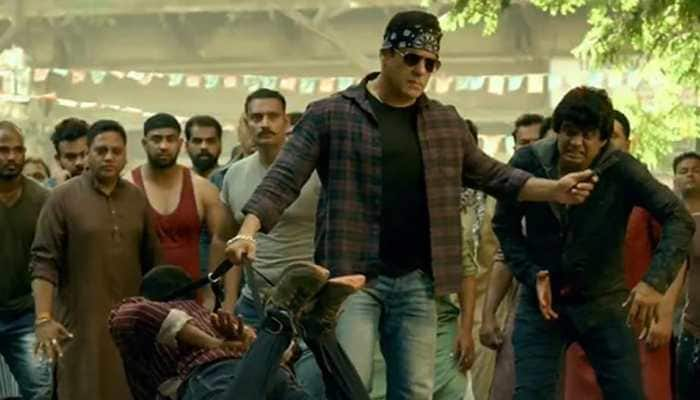 Radhe Box Office report Day 2: Salman Khan's actioner storms overseas audience