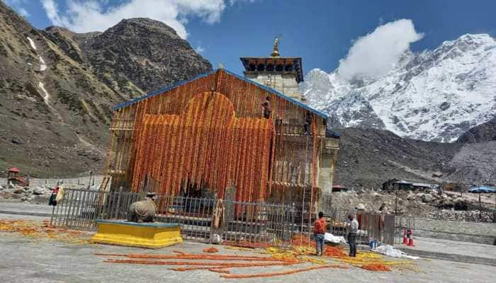 Kedarnath Temple portals to reopen on May 17, devotees allowed virtual access