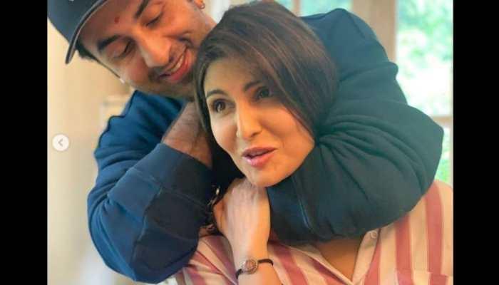 Riddhima Kapoor Sahni shuns nepotism debate, says 'Ranbir and Kareena are superstars only because of their work'!