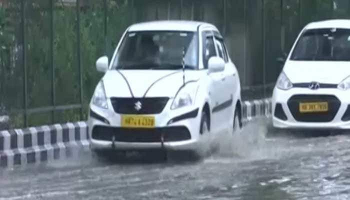 Cyclone Tauktae induced heavy rainfall triggers waterlogging in parts of Delhi, city records coldest May since 1951