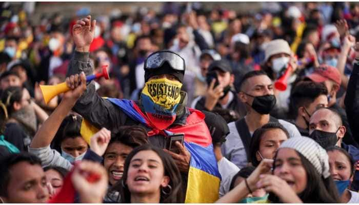 Colombia protests enter fourth week, demonstrators pledge to continue