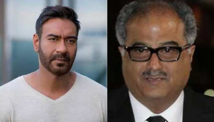 Ajay Devgn's 'Maidaan' set destroyed by Cyclone Tauktae, producer Boney Kapoor reacts