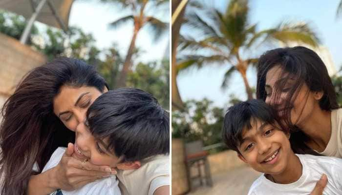 Shilpa Shetty marks 9th birthday of son Viaan with priceless throwback video