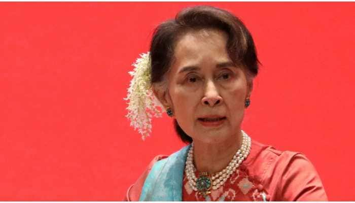 Election commission to dissolve Suu Kyi's National League for Democracy Party