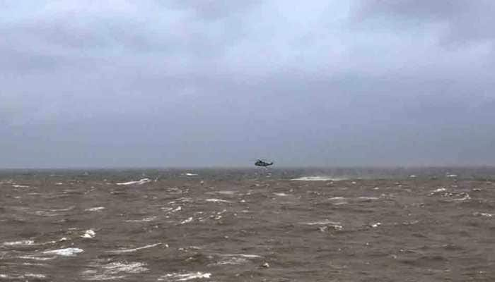 2 more bodies recovered from Arabian Sea, barge P305 death toll rises to 51, 2 dozen still missing