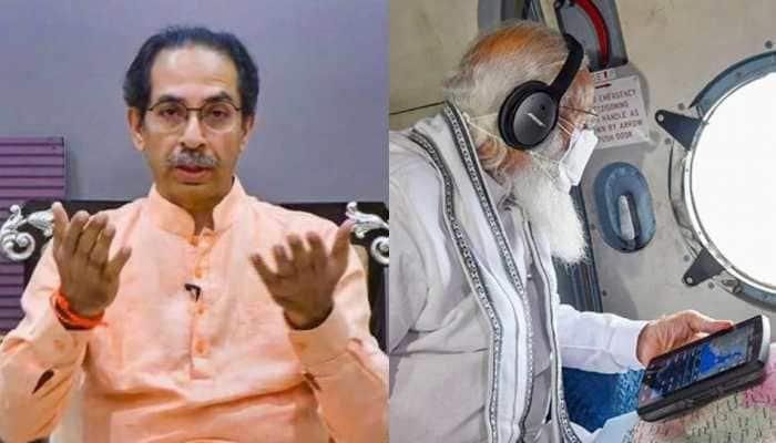 Cyclone Tauktae: 'At least I am taking stock on ground', Maha CM Uddhav Thackeray hits at PM Narendra Modi's aerial survey
