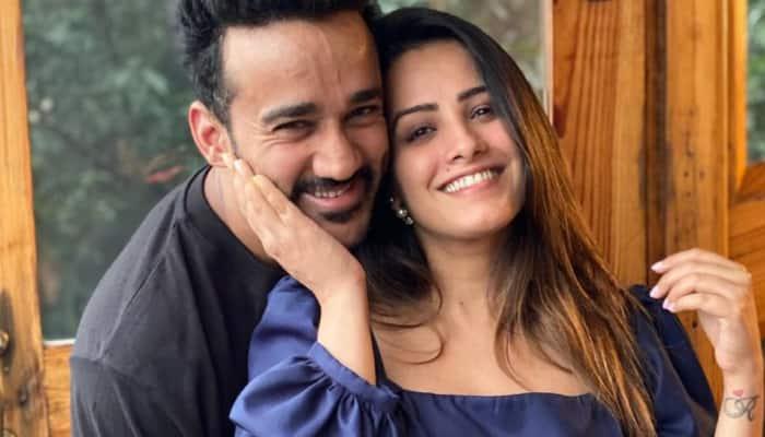 Anita Hassanandani SLAPS husband Rohit Reddy in a new video - Watch!