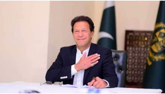 Pakistan Election Commission deletes tweet on EVMs after backlash from Imran Khan govt
