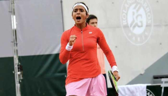 French Open: Ankita Raina makes winning start in Grand Slam qualifiers