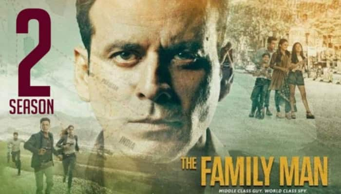 'The Family Man Season 2': Watch Manoj Bajpayee as 'Minimum Guy' in new hilarious promo