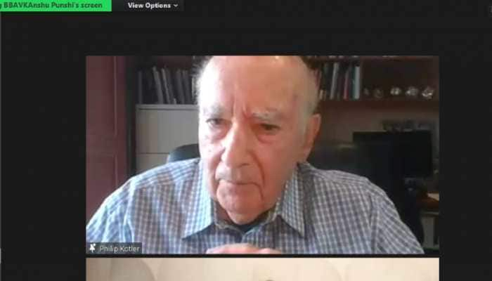 Companies need to be stakeholder-driven with focus on sustainability: Economist Philip Kotler