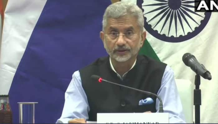 EAM Dr S Jaishankar arrives in Washington for comprehensive dialogue with Biden administration, to meet Defence Secretary at Pentagon on Friday