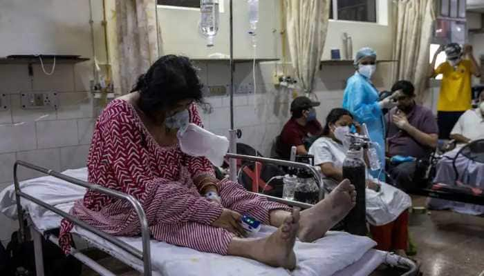 12 patients discharged after recovering from black fungus in Noida