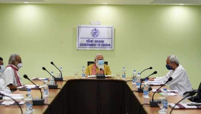 Cyclone Yaas: PM Narendra Modi holds review meet with Odisha CM Naveen Patnaik
