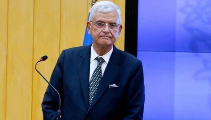 India slams UNGA President Volkan Bozkir's remarks on Kashmir during his Pakistan visit, says his standing diminished