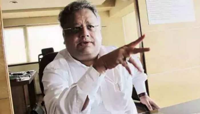 Rakesh Jhunjhunwala, India's Big bull, goes bullish on THESE five stocks