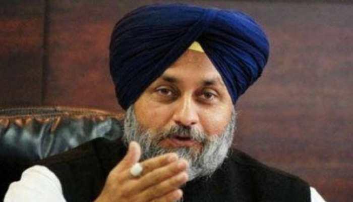 SAD President Sukhbir Singh Badal asks Punjab govt to buy vaccine doses worth Rs 1,000 Cr