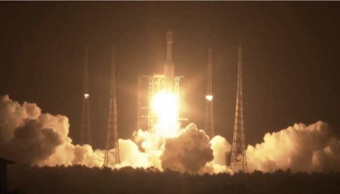 China successfully launches Tianzhou-2 cargo spacecraft to dock with space station module
