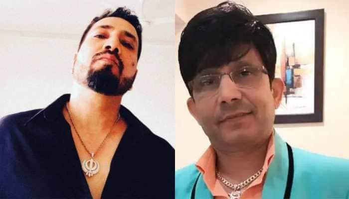 Mika Singh takes dig at KRK, says he's his 'Baap', not Karan Johar or Anurag Kashyap