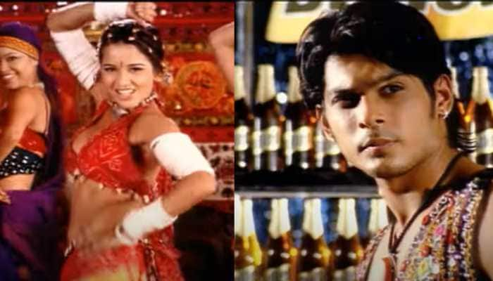 Viral: When Bhojpuri sensation Monalisa and Sidharth Shukla's chemistry in this 'hot remix' song was a huge hit - Watch