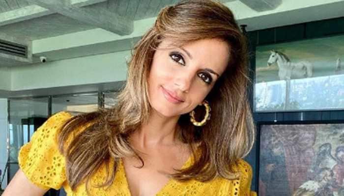 Hrithik Roshan's ex-wife Sussanne Khan introduces new family member - Watch