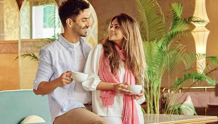 Aparshakti Khurana and wife Aakriti expecting first child, announce good news on Instagram!