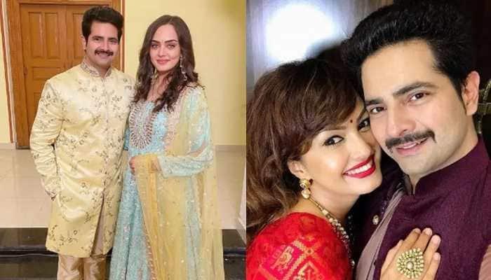 After chats of Nisha Rawal's husband Karan Mehra and his co-star Himanshi Parashar go viral, duo turns off Instagram comments