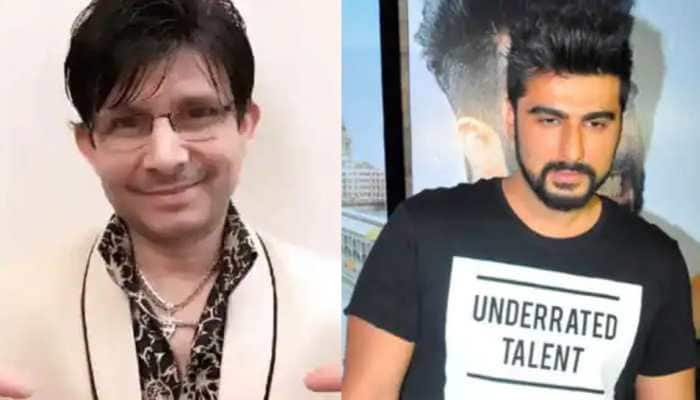 KRK calls 'friend' Arjun Kapoor the 'only real mard', thanks him for the phone call!
